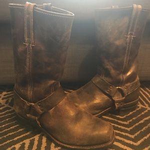 Men's Brown Frye Boots size 12